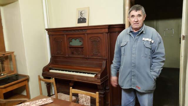 Александр Богуславский уверяет, что на фисгармонии Шулейкина играть и сегодня можно.