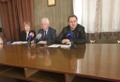 Л. Касьяненко, А. Ермачков, Ю. Федоров.
